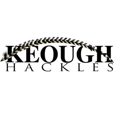 Keough Soft Hackel Patches Capes