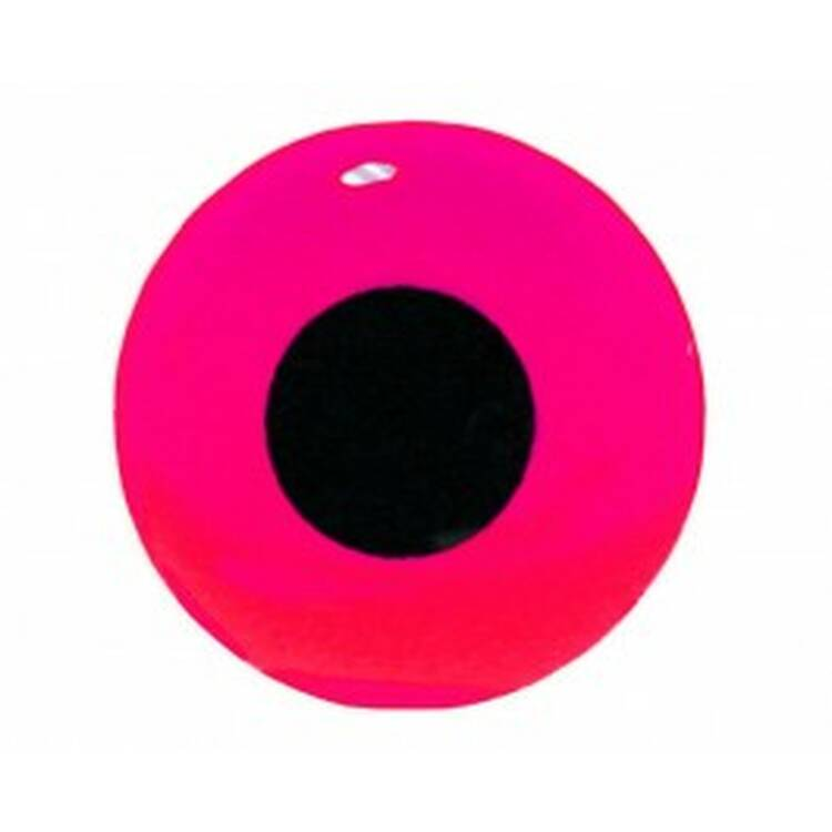 Sybai 3D Epoxy Eyes 9 mm - Fluo Pink