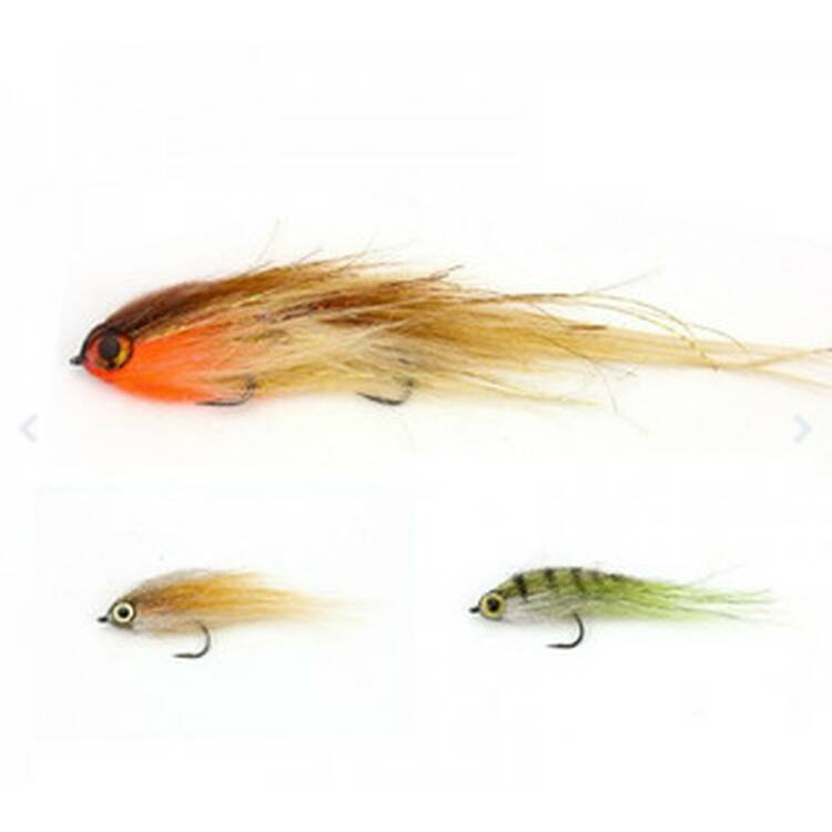 Fly Fur Fair Flies